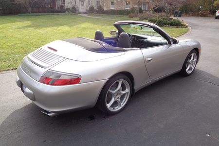 2003 996 C4 Cabriolet picture #1