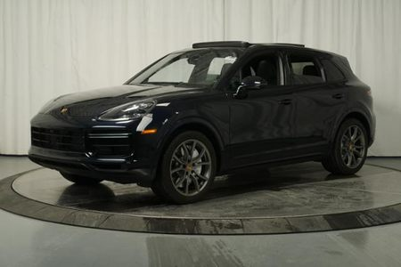 2019 Cayenne Turbo picture #1