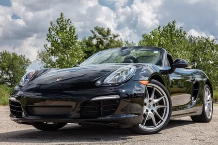 2016 Boxster Base picture #1