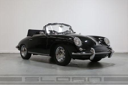 1964 356 C Cabriolet picture #1