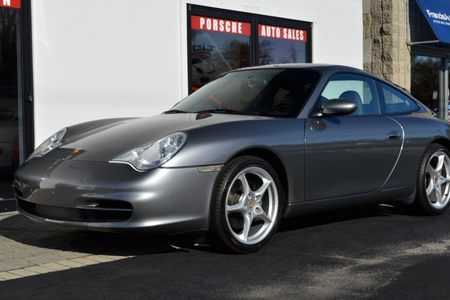 2002 Porsche 911 Carrera Coupe picture #1
