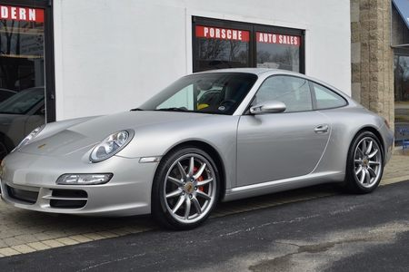 2008 Porsche Carrera S Coupe picture #1
