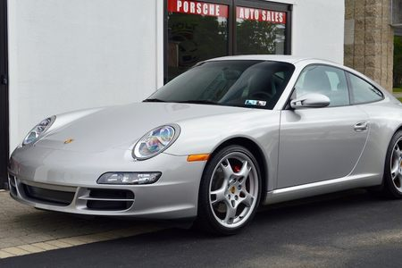 2006 Porsche (997) Carrera S Coupe picture #1