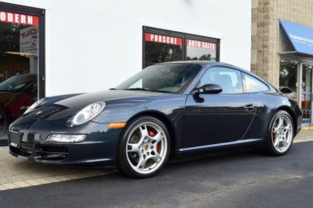 2005 Porsche Carrera S Coupe picture #1