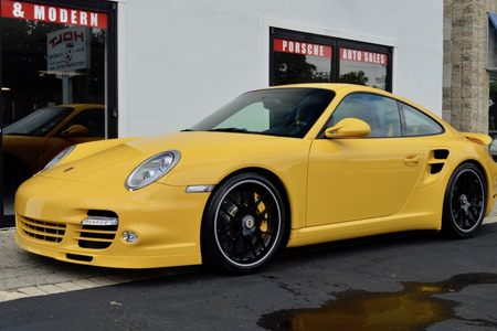 2011 Porsche Turbo S Coupe picture #1