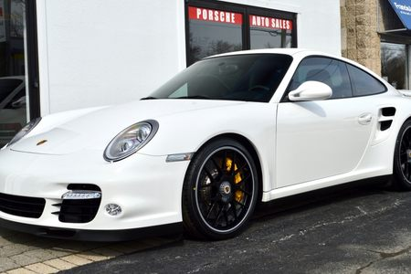 2012 Porsche Turbo S Coupe picture #1