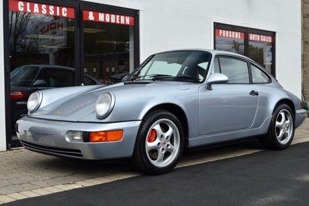 1992 Porsche Carrera 4 Coupe picture #1