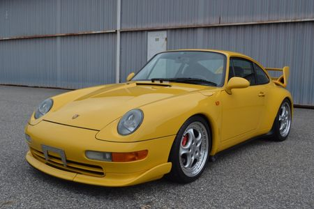 1996 993 Carrera RS picture #1