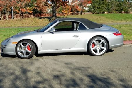 2006 Carrera S Cab picture #1