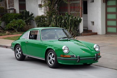 1970 911S picture #1