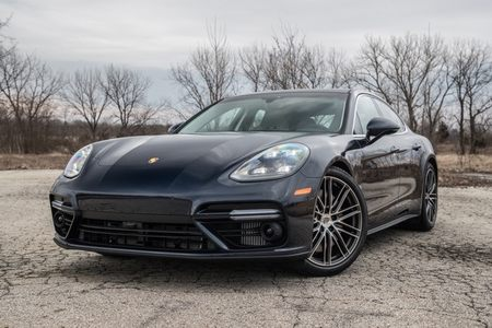 2019 Panamera Turbo picture #1