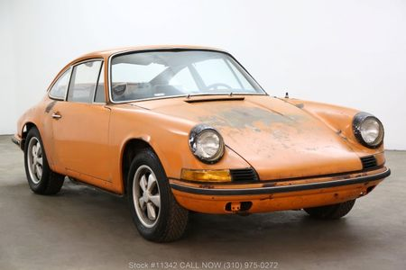 1971 911S Coupe picture #1