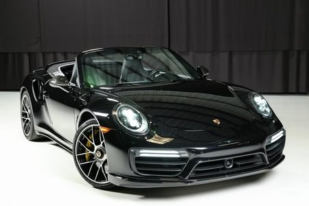 2017 911 Turbo S picture #1