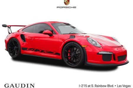 2016 911 GT3 RS picture #1