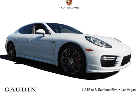 2016 Panamera Turbo picture #1