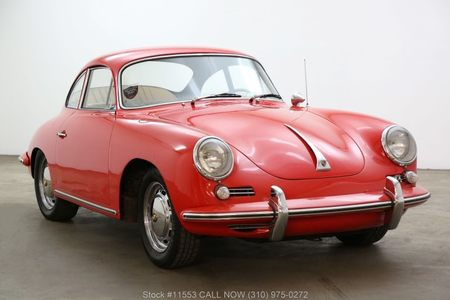 1965 356C Coupe picture #1