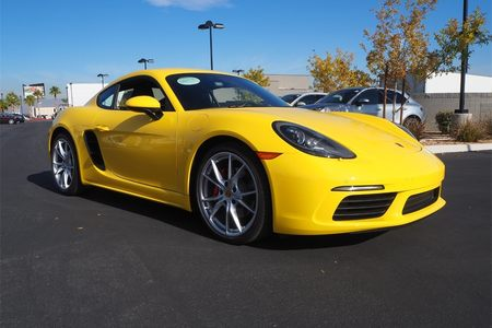 2017 718 Cayman Base picture #1