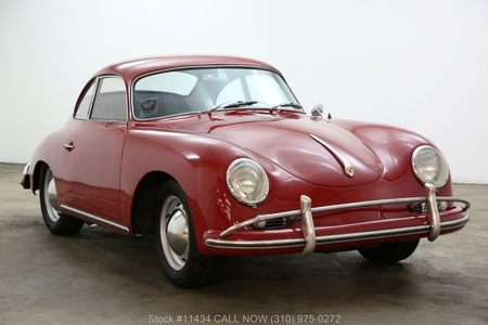 1959 356A Coupe picture #1