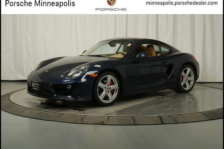 2014 Cayman 2dr Cpe S picture #1