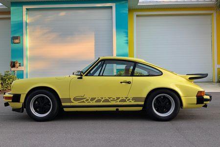 1975 911 Carrera Best Best Best! picture #1