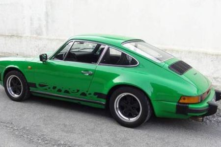 1976 Carrera RS 2.7 picture #1