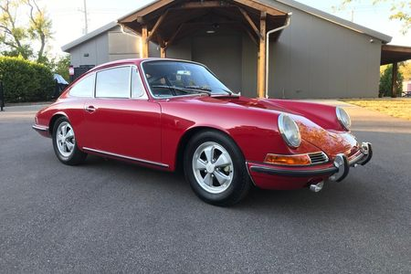 1967 911 S picture #1