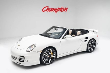 2011 Porsche 911 Turbo S Cab picture #1