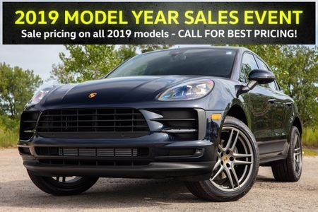 2019 Macan Base picture #1