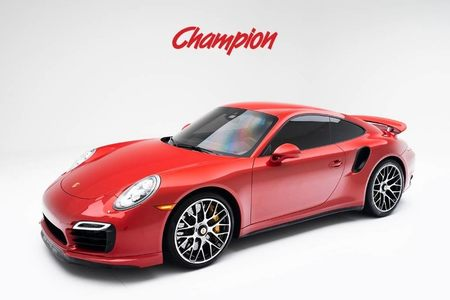 2014 Porsche 911 Turbo S picture #1