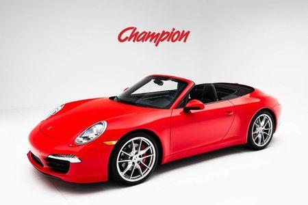 2012 Porsche 911 S Cab picture #1