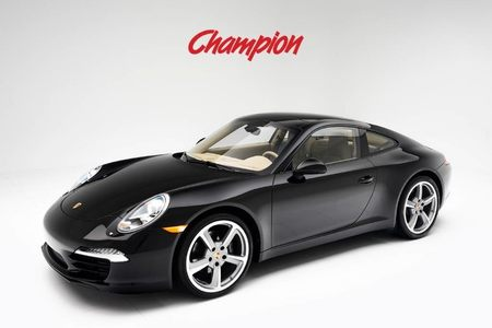 2014 Porsche 911 Carrera picture #1