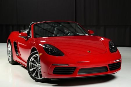 2019 718 Boxster Base picture #1