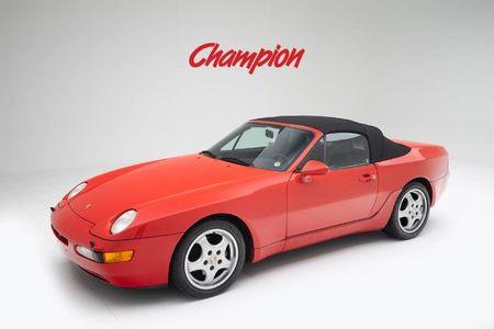 1992 Porsche 968 Tiptronic picture #1