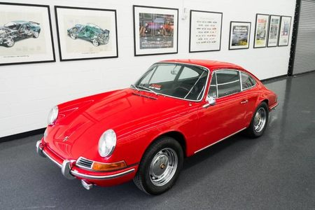 1965 Porsche 911 Carrera picture #1