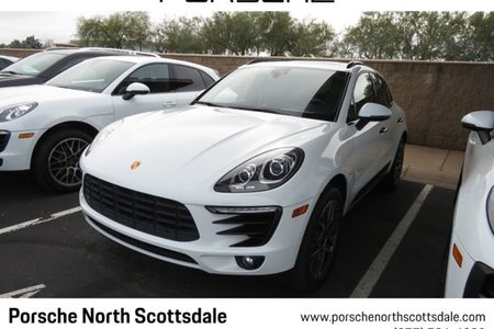 2017 Macan S AWD picture #1
