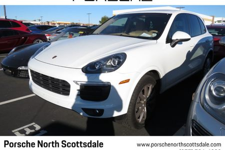 2017 Cayenne Platinum Edition AWD picture #1