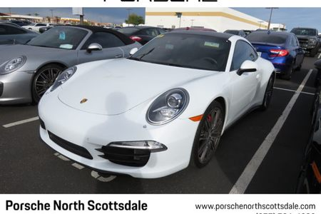 2016 911 2dr Coupe Carrera 4S picture #1