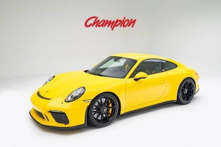 2019 Porsche 911 GT3 Touring picture #1