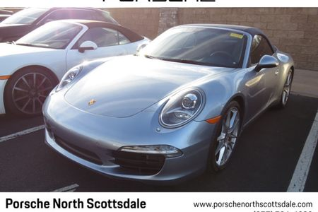 2013 911 2dr Cabriolet Carrera S picture #1