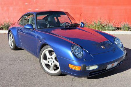 1997 911 993 Targa 6spd picture #1