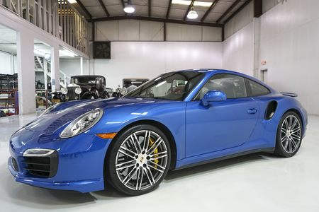2014 911 Turbo S Coupe picture #1