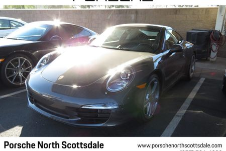 2015 911 2dr Coupe Carrera S picture #1