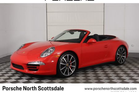 2014 911 2dr Cabriolet Carrera 4S picture #1