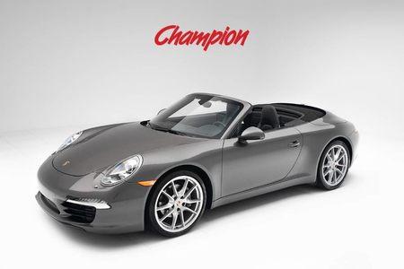 2013 Porsche 911 Carrera Cab picture #1