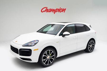 2019 Porsche Demo Sale Cayenne E-Hybrid picture #1