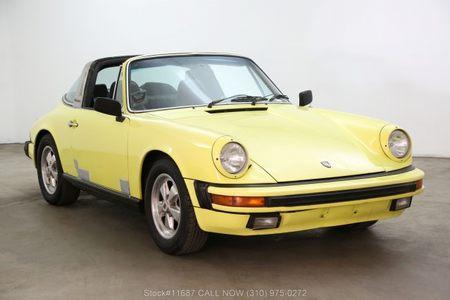 1975 911S Targa picture #1