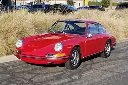 1967 Porsche 911 picture #1