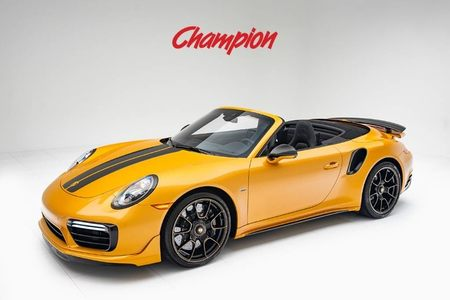 2019 Porsche 911 Turbo S Exclusive Series Cab picture #1