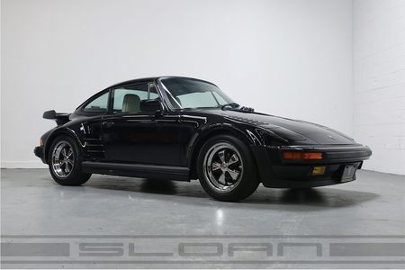 1988 930S Slantnose Cabriolet With Hardtop picture #1