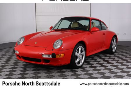 1998 911 Carrera 2dr Carrera S Coupe 6-Speed Manual picture #1